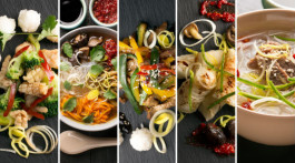 5 סוגים של ארוחות על בסיס תאורית התזונה הסינית