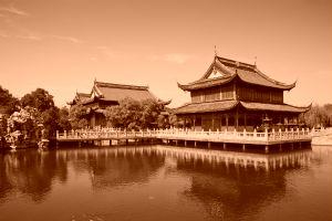 תמונת ספיה של מקדש סיני עתיק
