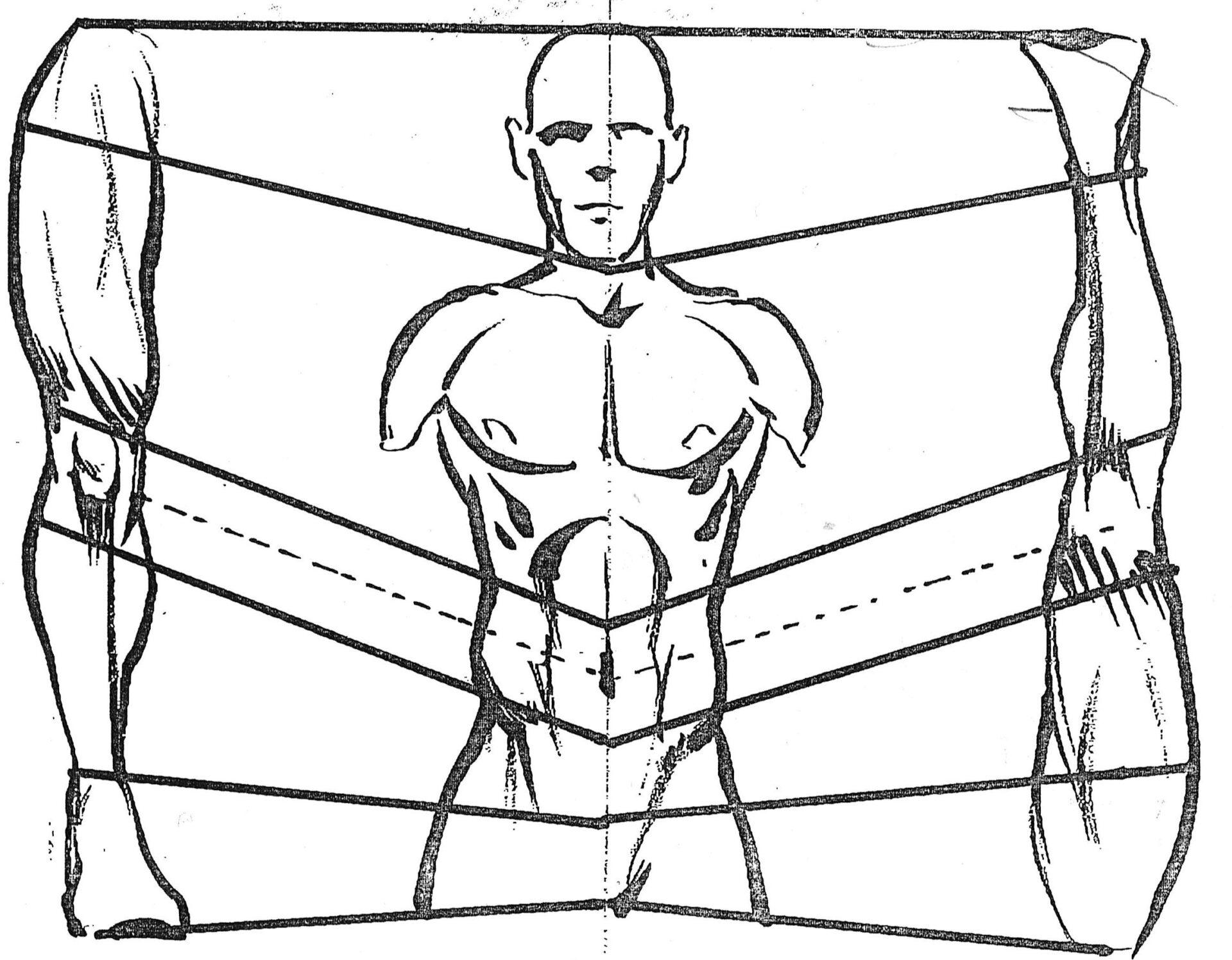 """איזון מפרק הירך עם מפרק הכתף - דיקור נוירולוגי ושיטת ד""""ר טאן"""