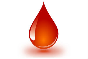 טיפת דם