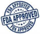 חותמת אישור ה-FDA